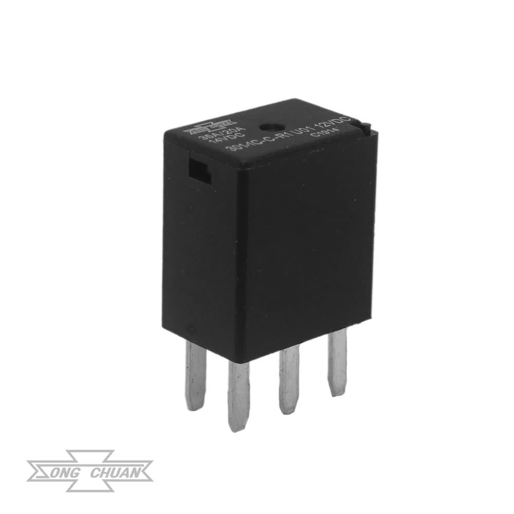 301 Automotive 35A Plug In ISO Micro Relay