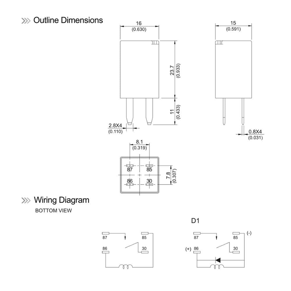 303-song-chuan-automotive-20a-plug-in-280-ultra-micro-relay-vh28-g8vl-hfv11-2