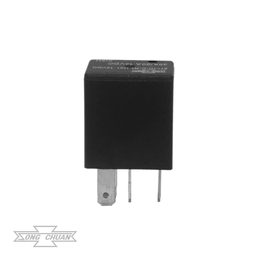 871A Automotive 35A 3 Pin Plug In ISO Relay