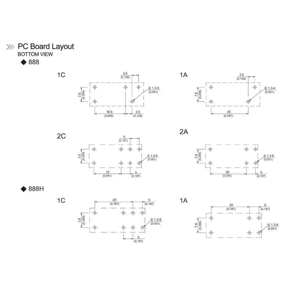 888-song-chuan-low-profile-17a-pcb-relay-jw-adj-rt-rpii-rx-g2rl-hf115f-az743-2